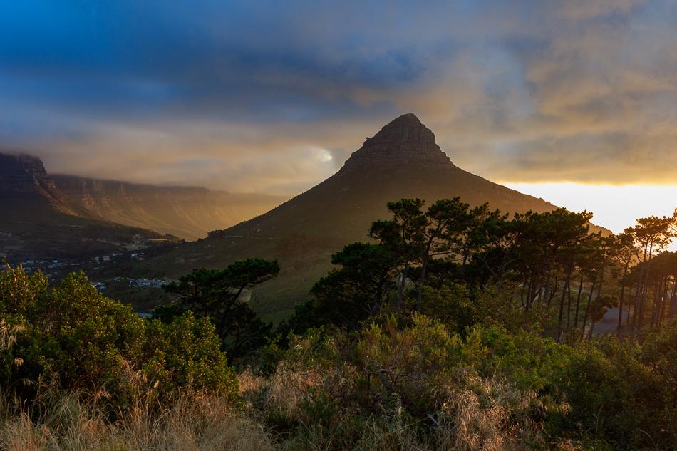 Signal Hill | Kaapstad, Zuid-Afrika, 2 december 2018
