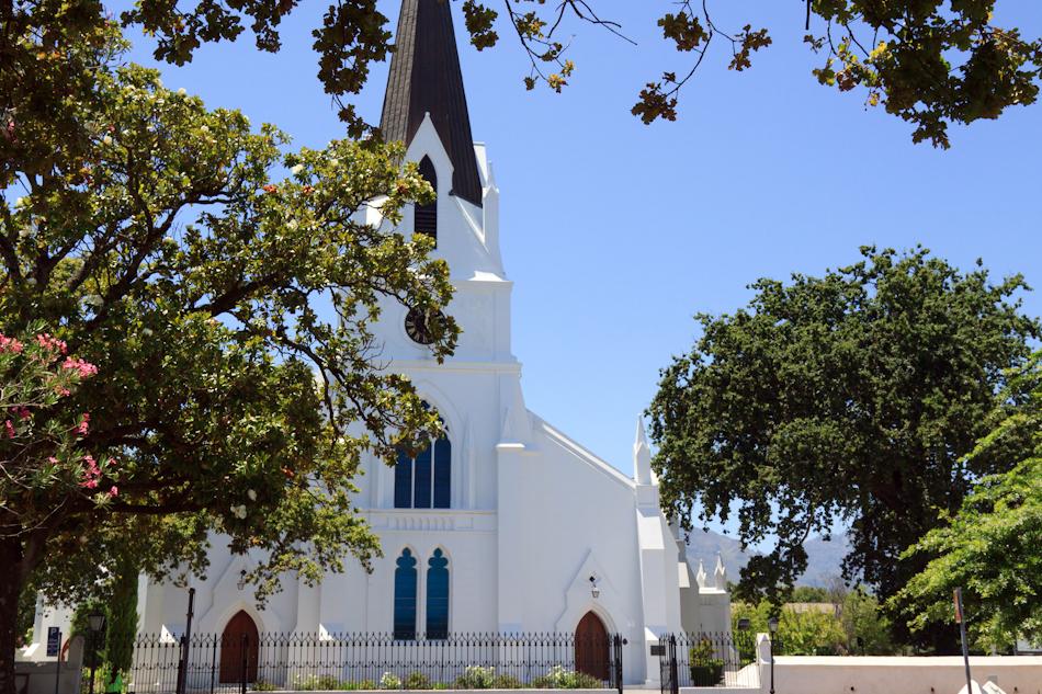Nederduitsch Hervormde Kerk | Stellenbosch, 4 januari 2011