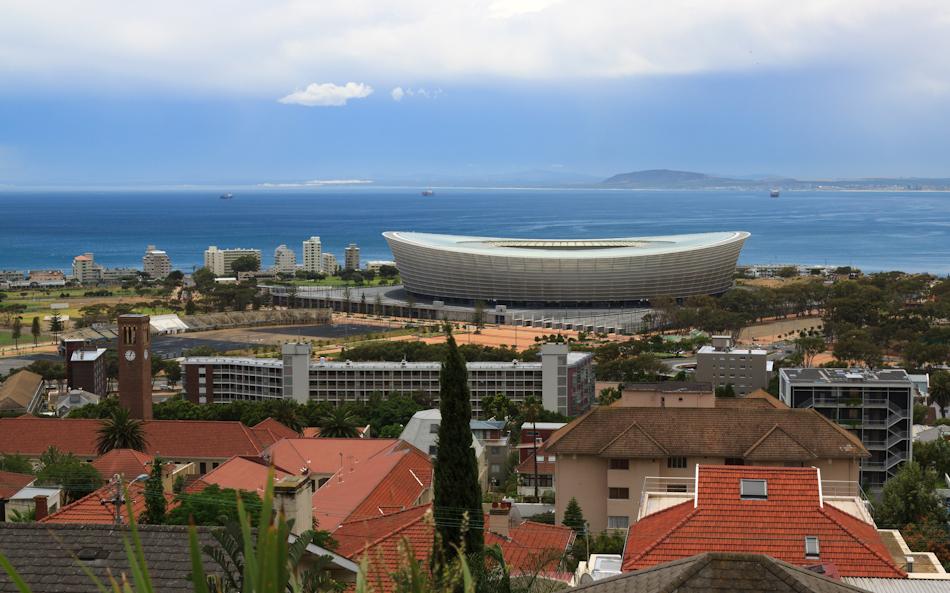 Greenpoint Stadion | Kaapstad, 1 januari 2011