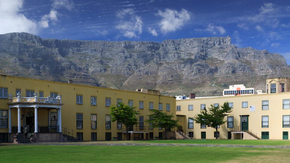 Kasteel de Goede Hoop |Kaapstad, 15 januari 2011