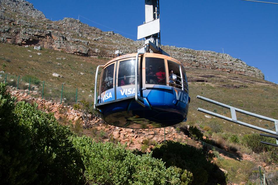 Tafelberg |Kaapstad, 15 januari 2011