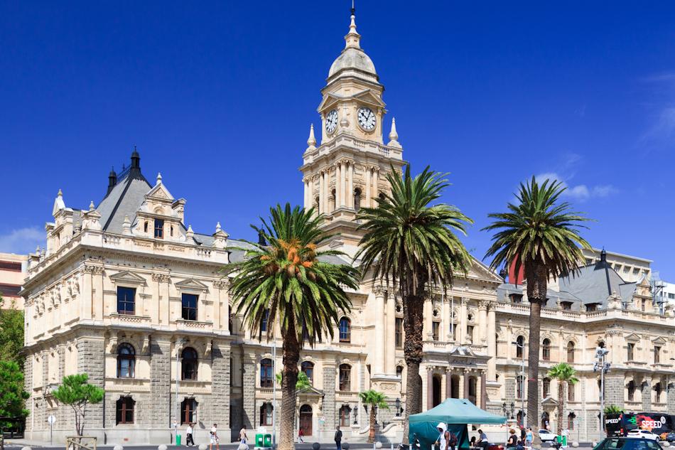 Zuidafrikaanse Parlementsgebouwen |Kaapstad, 15 januari 2011
