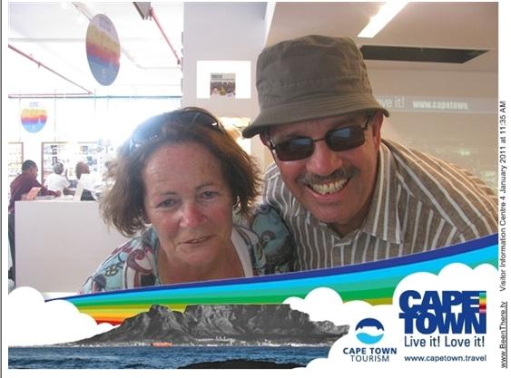 Cees en Sonja | Kaapstad