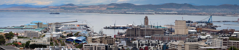 Waterfront | Kaapstad, Panorama