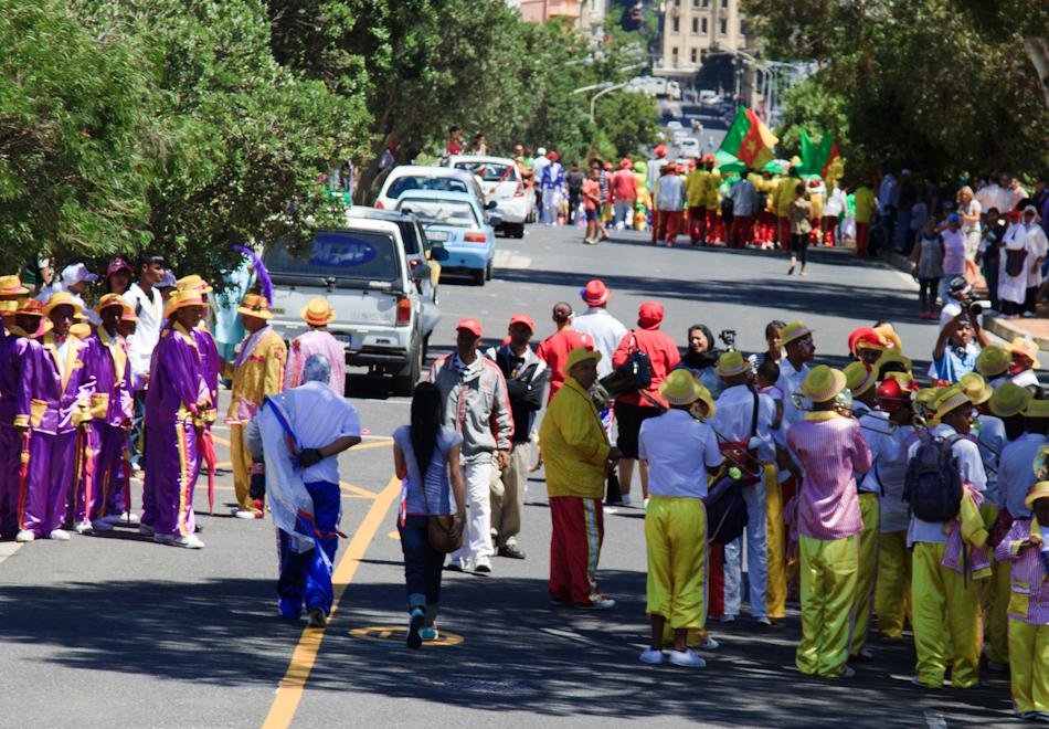 Cape Minstrel Carnival | Kaapstad, 2 januari 2011