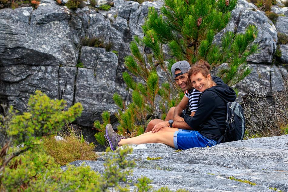 Sjoerd en Chantal | Tafelberg, Kaapstad, Zuid-Afrika, 3 december 2018