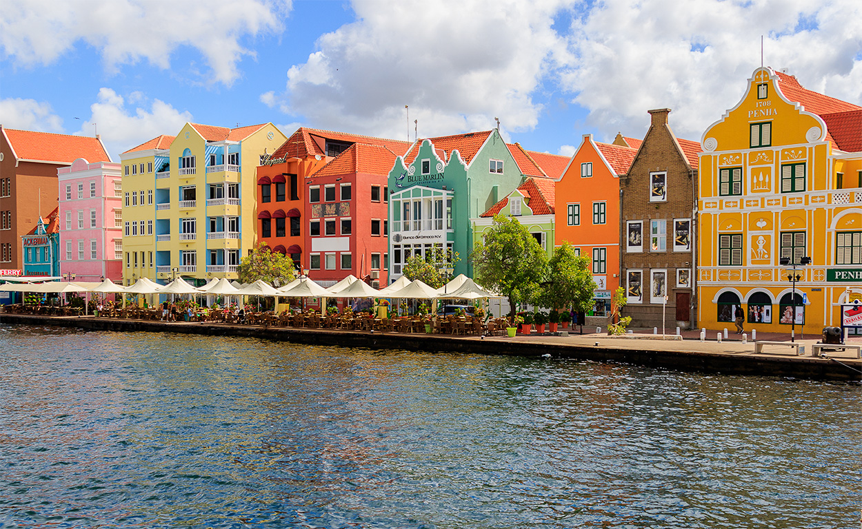 Handelskade | Willemstad (Curaçao), 17 december 2017