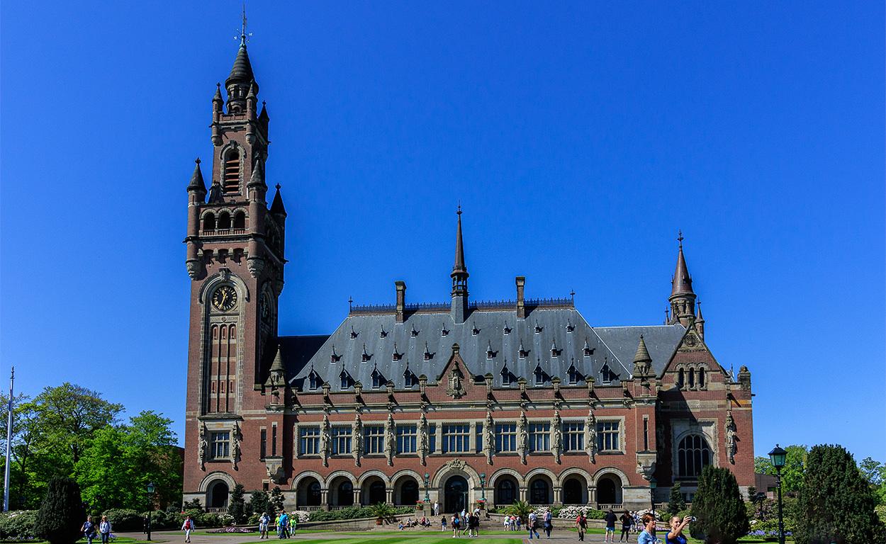 Vredespaleis | Den Haag, 5 mei 2018