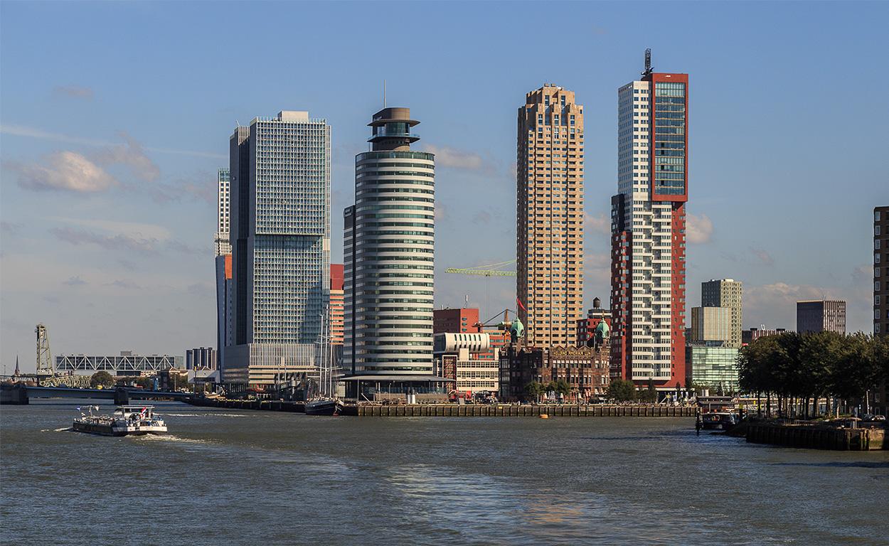 Kop van Zuid | Rotterdam, 30 september 2015