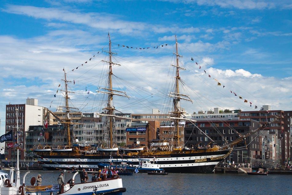 Sail | Amsterdam, 21 augustus 2010