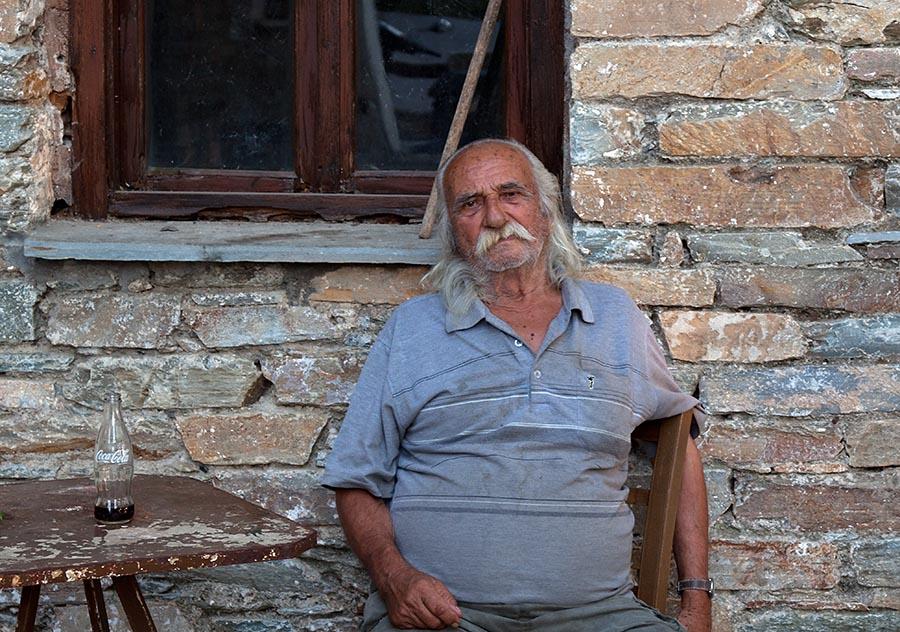 Zorba de Griek | Afissos, Griekenland, Pilios, 19 september 2011