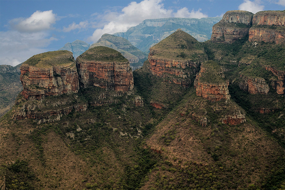 Drie Rondavels | Graskop, Blyde River Canyon – 15 november 2014