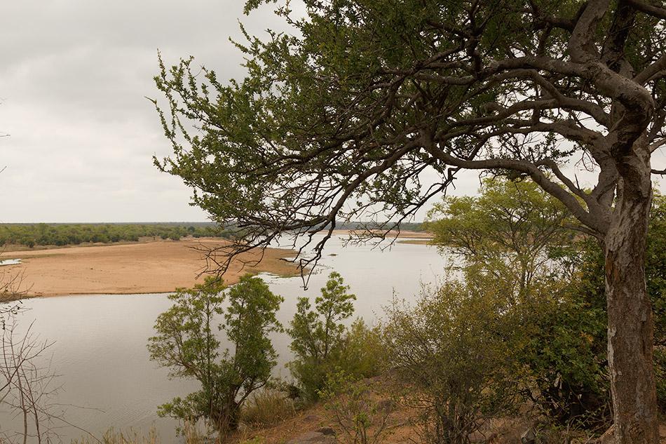 Uitzicht Timbivati | Krugerpark, Satara restcamp – 22 november 2014