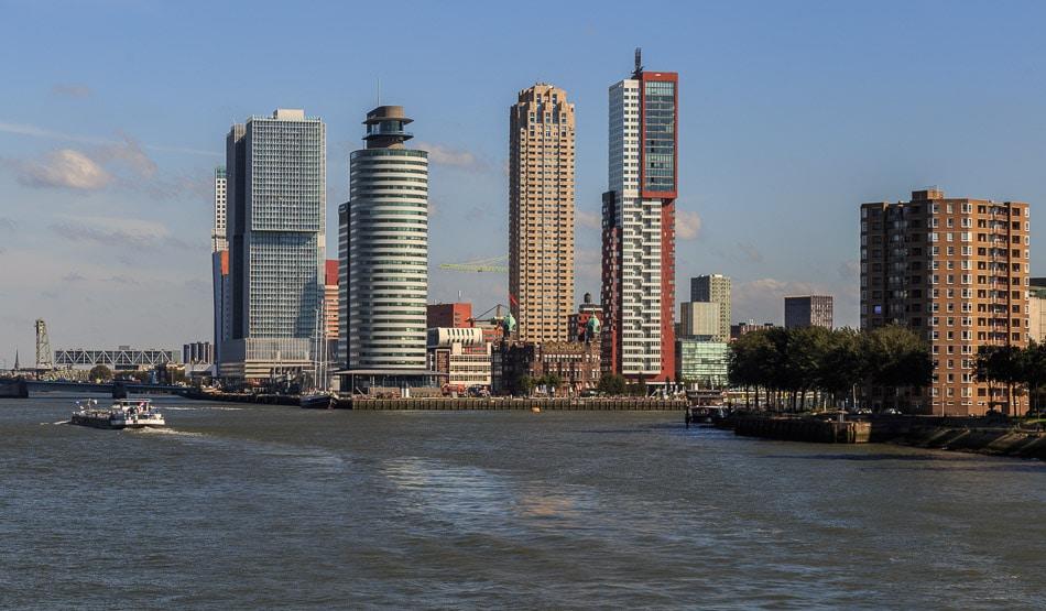 Rondvaart - Rotterdam, 10 oktober 2015