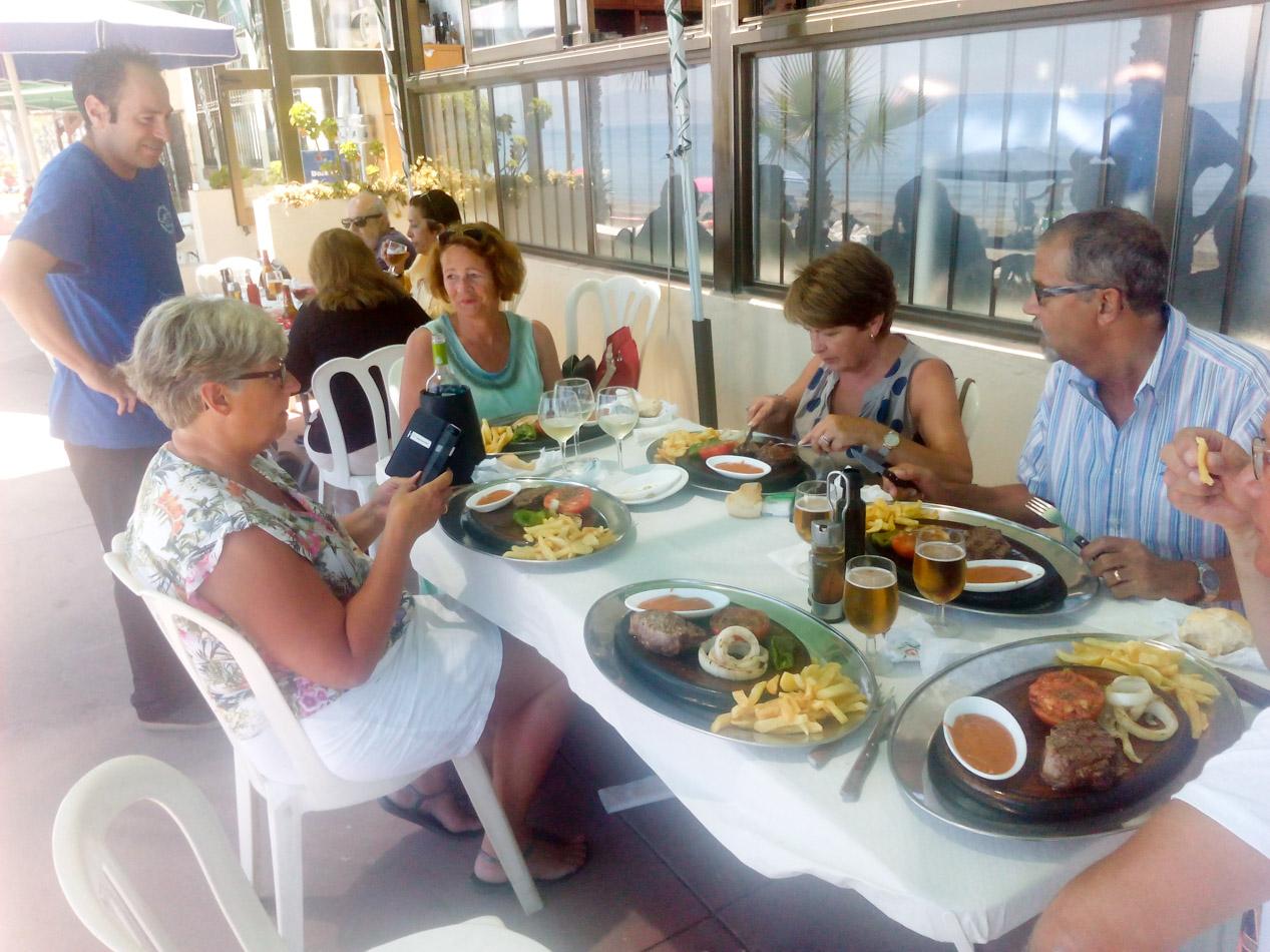 Spanje | Rincon de la Victoria, 18 juni 2016