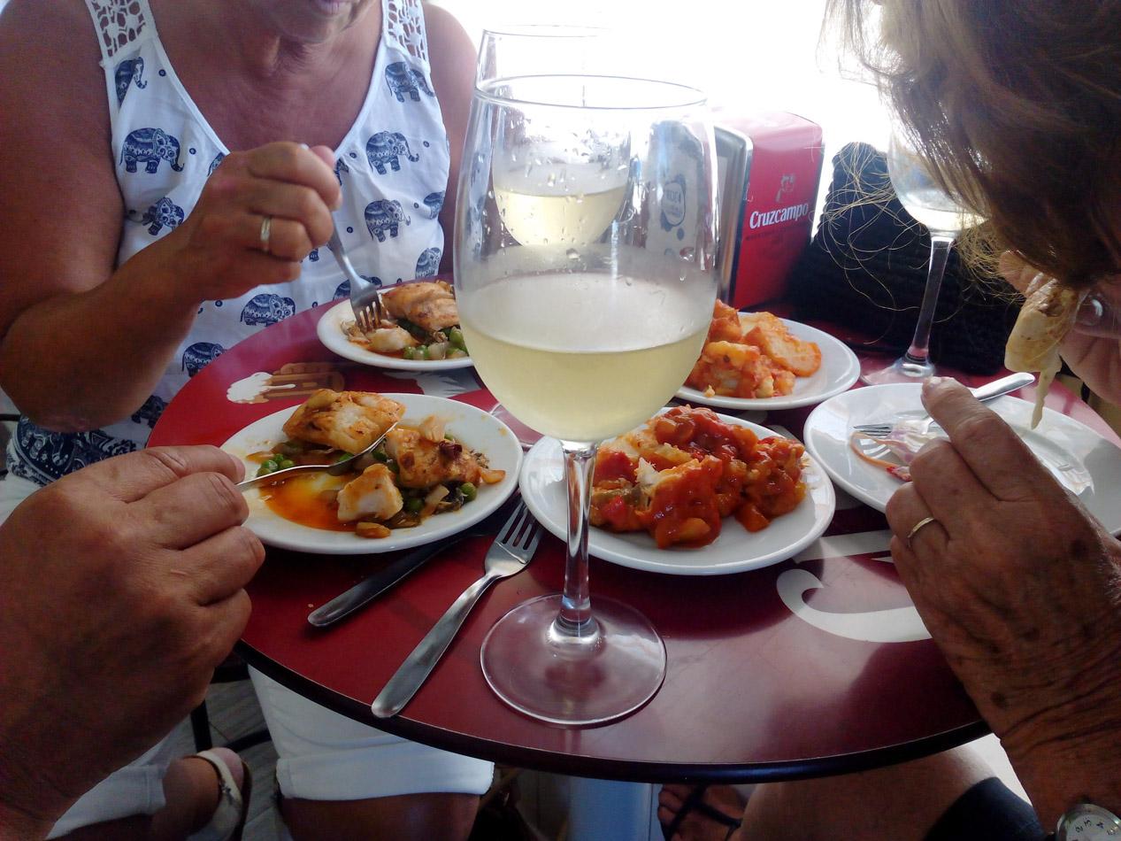 Spanje | Torre del Mare, 20 juni 2016