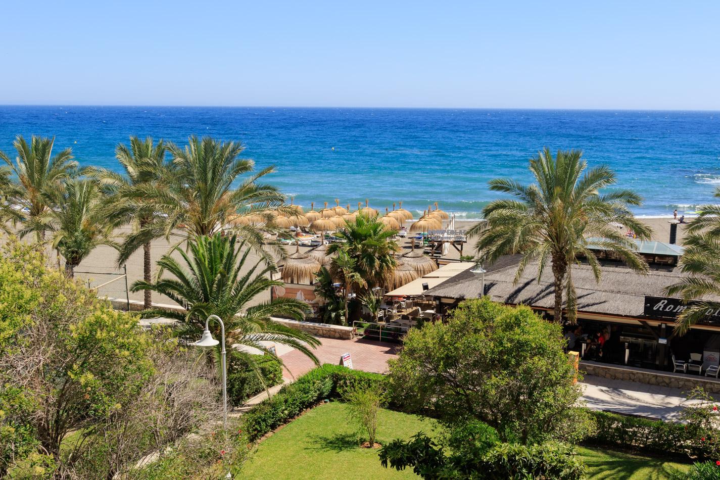 Uitzicht appartement | Spanje, Algarobbo Costa, 13 juni 2016