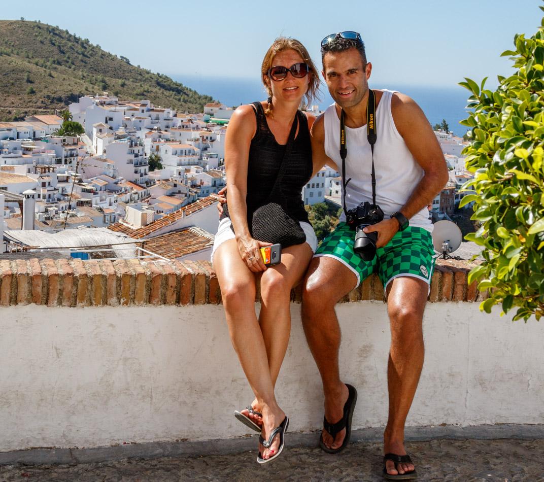 Spanje | Frigiliana, 12 juni 2016