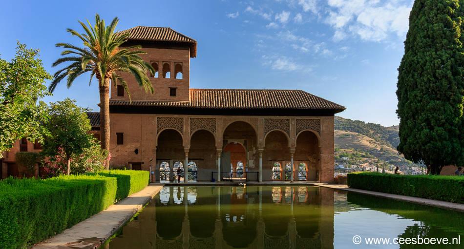 Palacio del Partal.