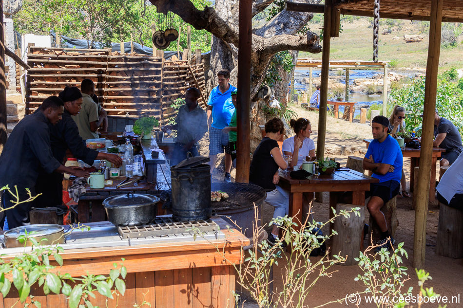 Potluck Boskombuis | Blyde River Canyon, 18 december 2018