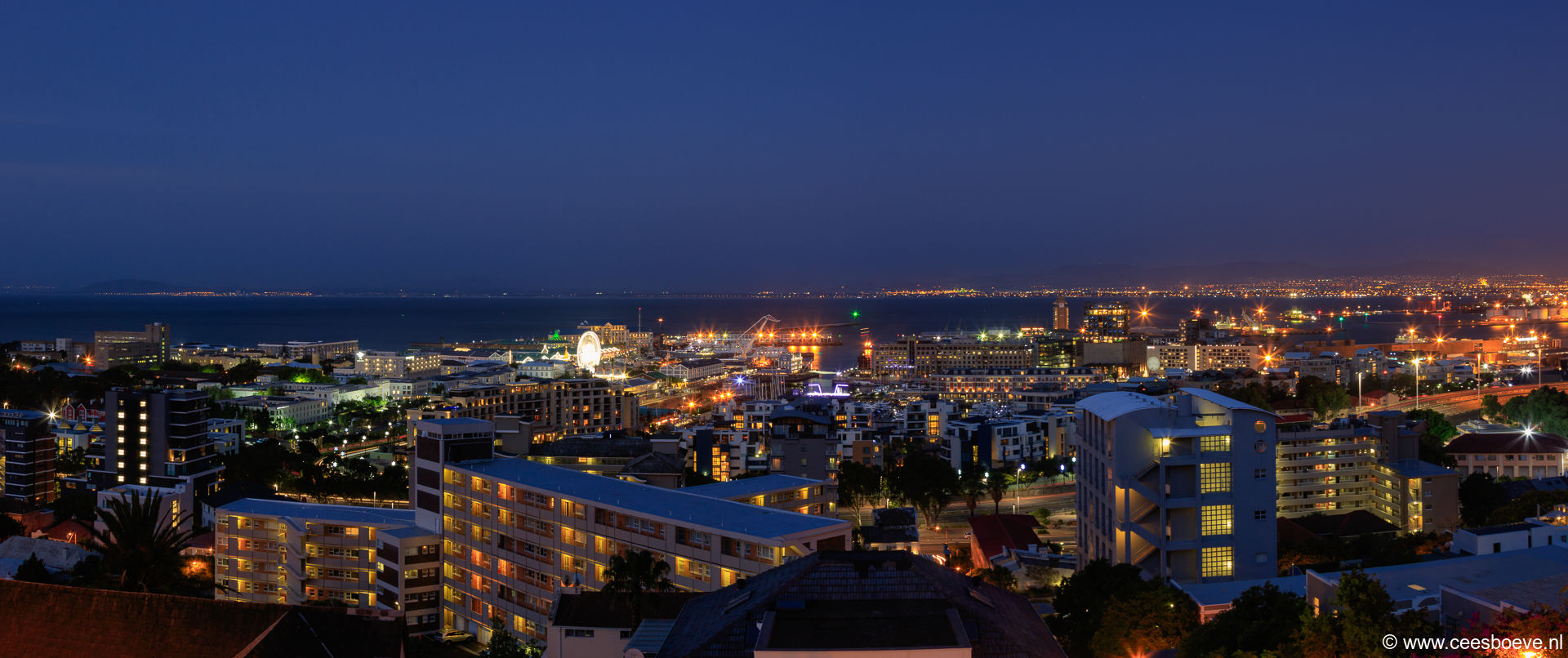 Waterfront / Kaapstad
