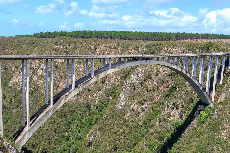 Bloukrans Bridge  |Tsitsikamma, Zuid-Afrika, 28 december 2018