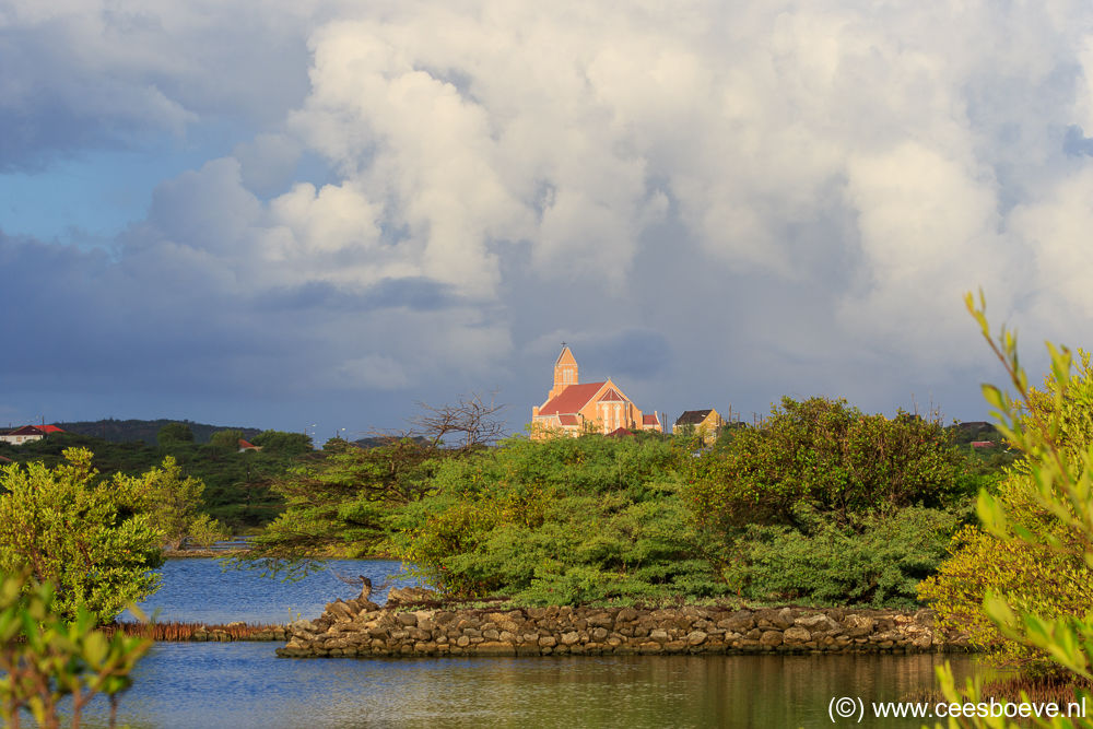 Kerk | Sint Willibrordus, Curacau, 19 december 2017