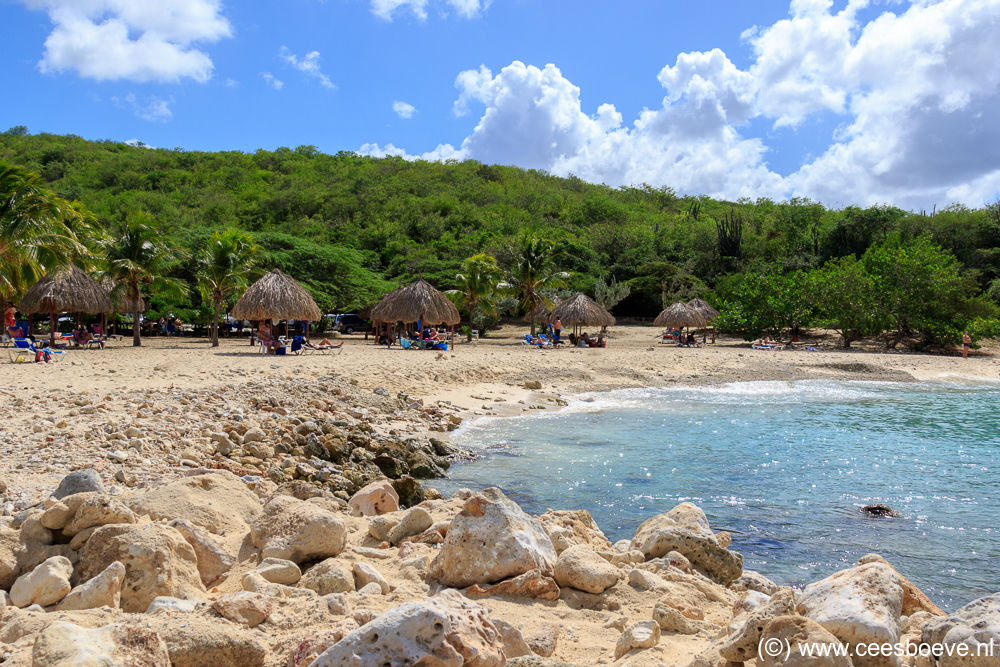 Strand | Draaibooibaai, Curacau, 20 december 2017