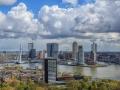 Uitzicht vanaf Euromast | Rotterdam, 26 april 2017