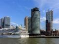 Kop van Zuid | Rotterdam, 21 juli 2016