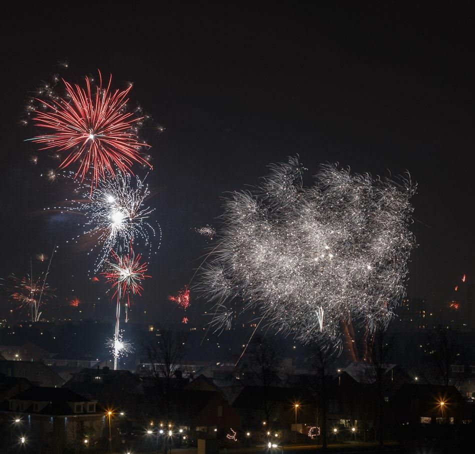 Nieuwjaar - Nesselande, 1 januari 2016