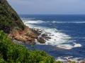 Golven beuken tegen de kust | Tsitsikamma National Park, Zuid-Afrika, 24 december 2018