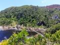 Storms River Hangbrug | Tsitsikamma National Park, Zuid-Afrika, 24 december 2018