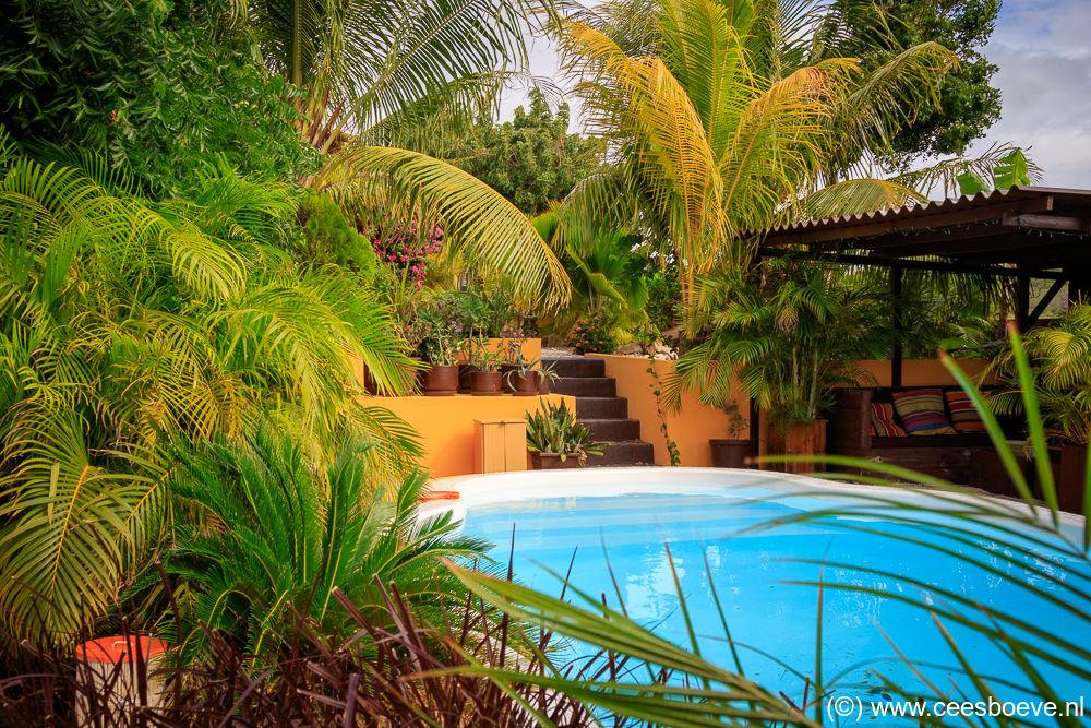 Jan Kok Lodges, Curacau, 9 december 2017