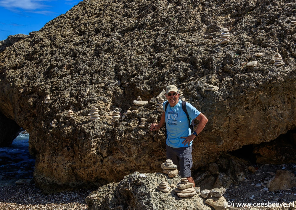 Nationaal park Shete Boka | Curacau, 13 december 2017
