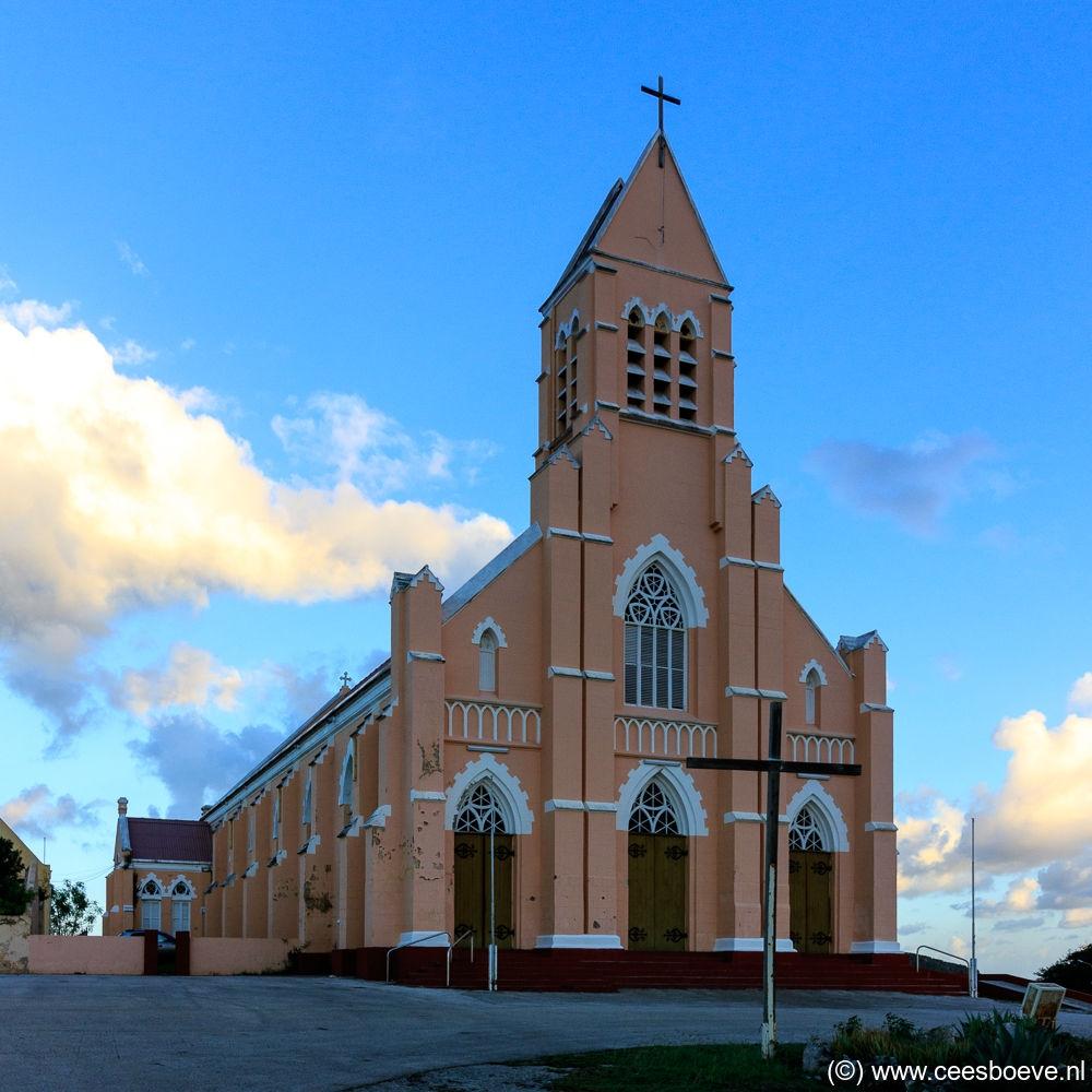 Kerk | Sint Willibrordus, Curacau, 20 december 2017