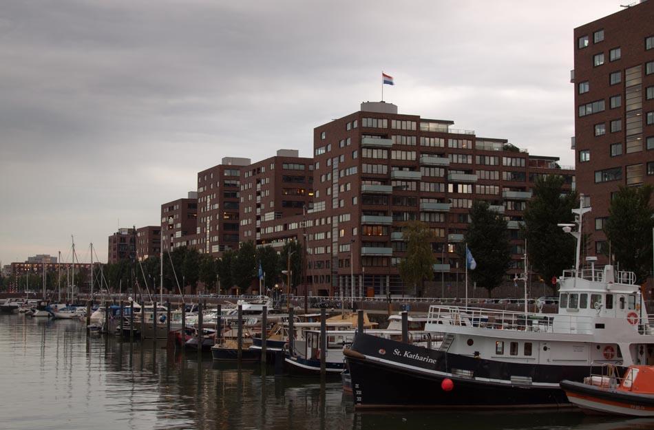 Architectuur, Rotterdam