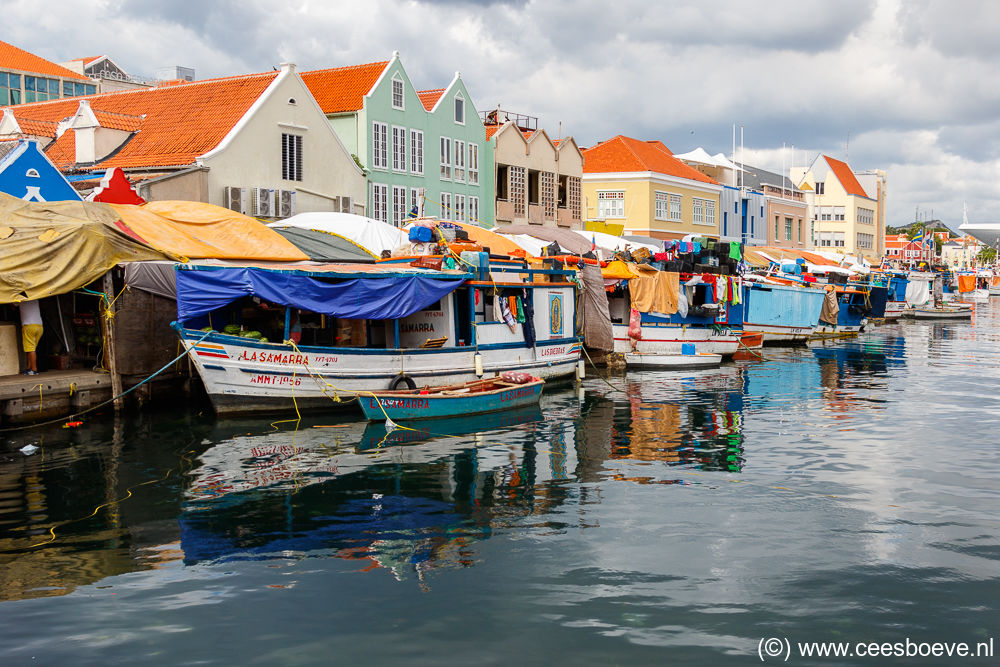 Vakantie Curacau